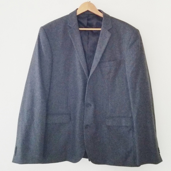 Kenneth Cole New York wool blend sports coat